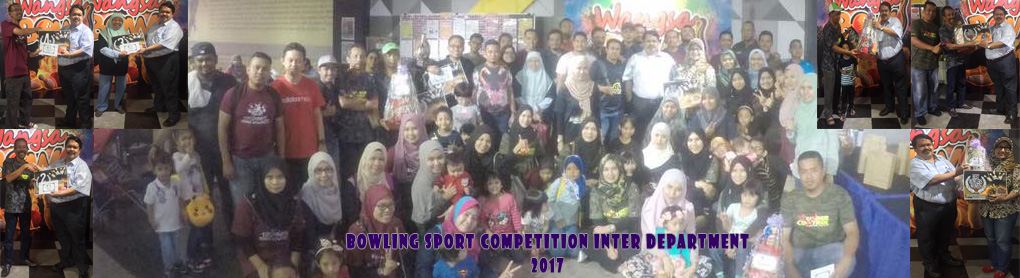 bowling sport competition inter department